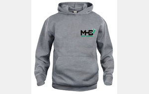Sweat capuche junior MHB
